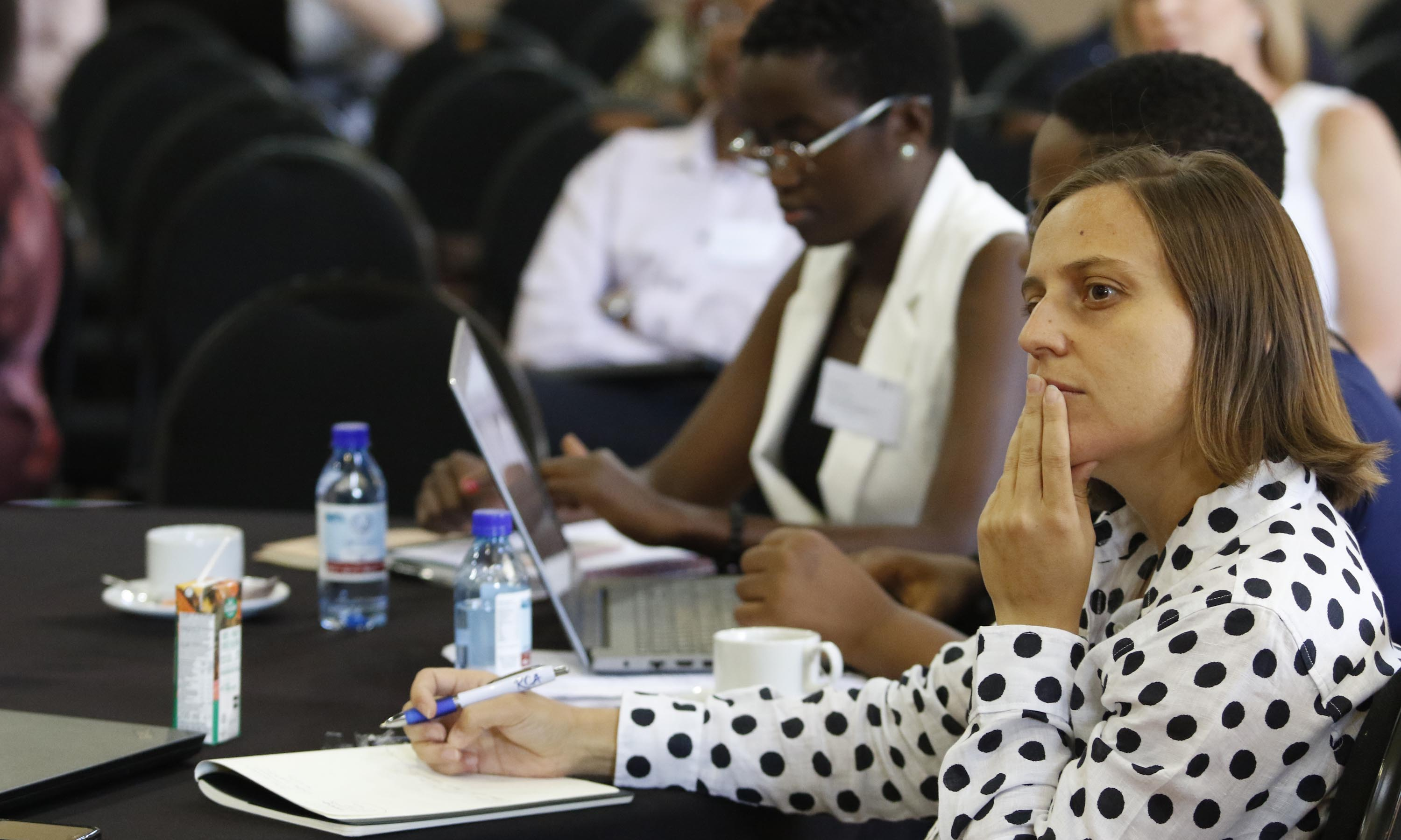 The colloquium was a platform to share and collaborate on complex issues in higher education.