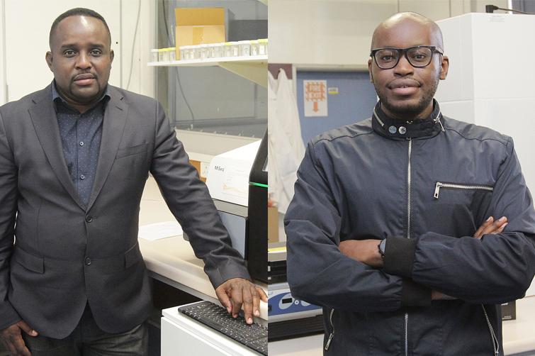 African solidarity through medical research