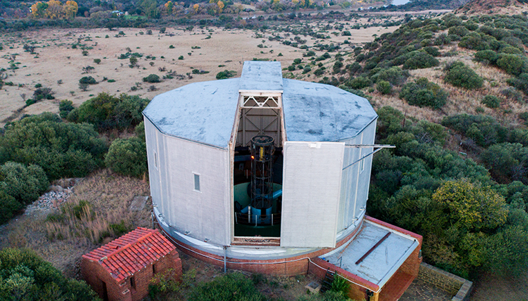 The Boyden Observatory