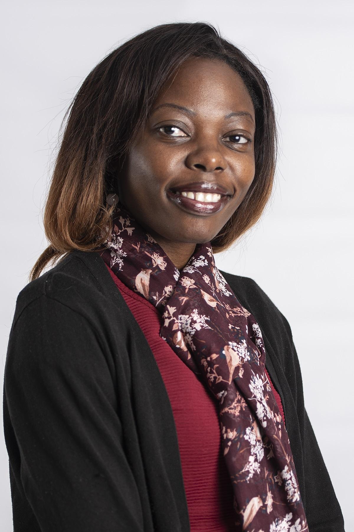 Dr Gladys Kigozi