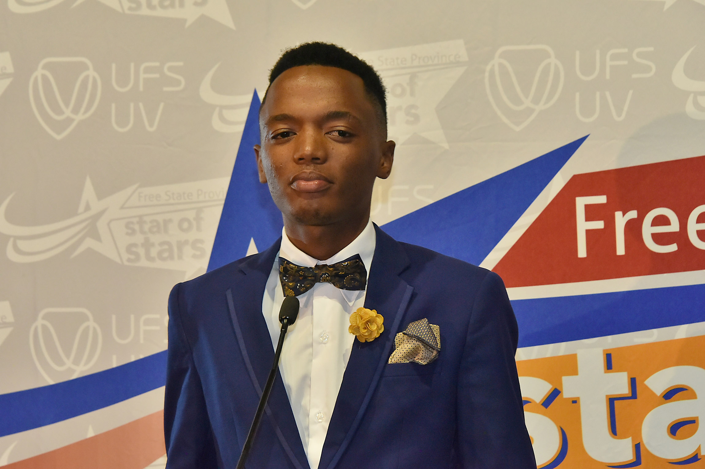 Kamohelo Mphuthi, Winner of the Star of Stars competition