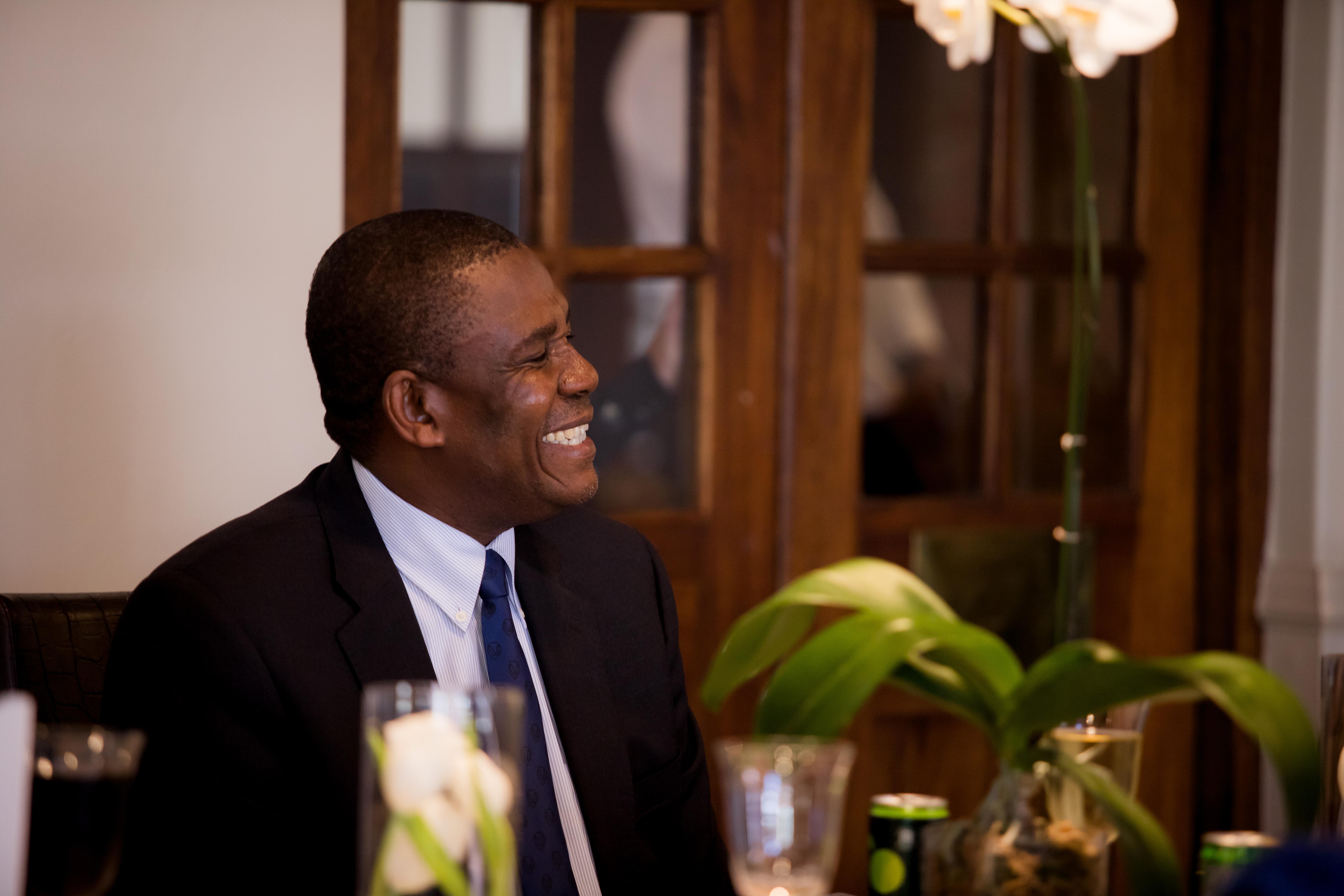 Dr Khotso Mokhele, UFS Chancellor