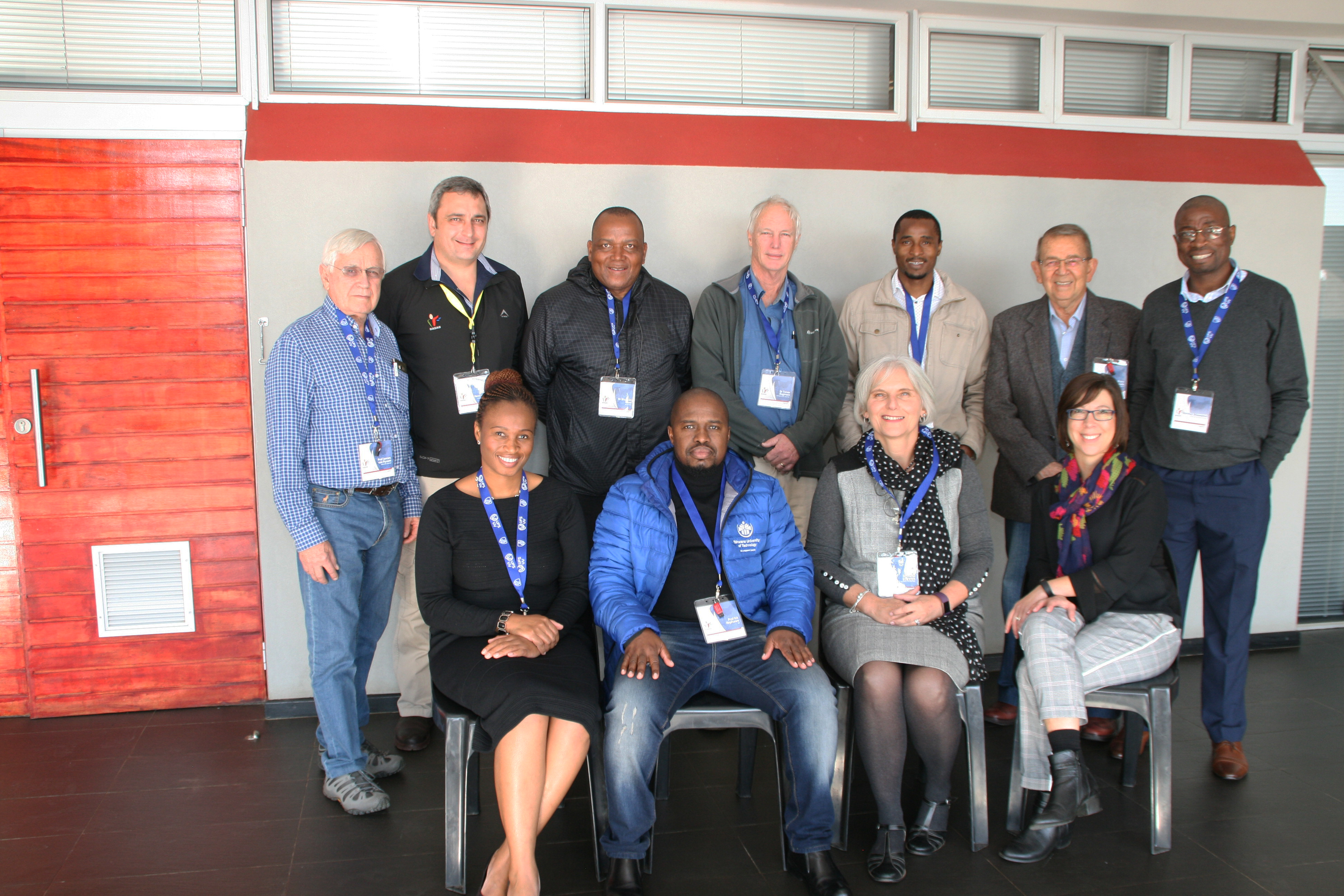 Delegates at 2019 SASAS Congress