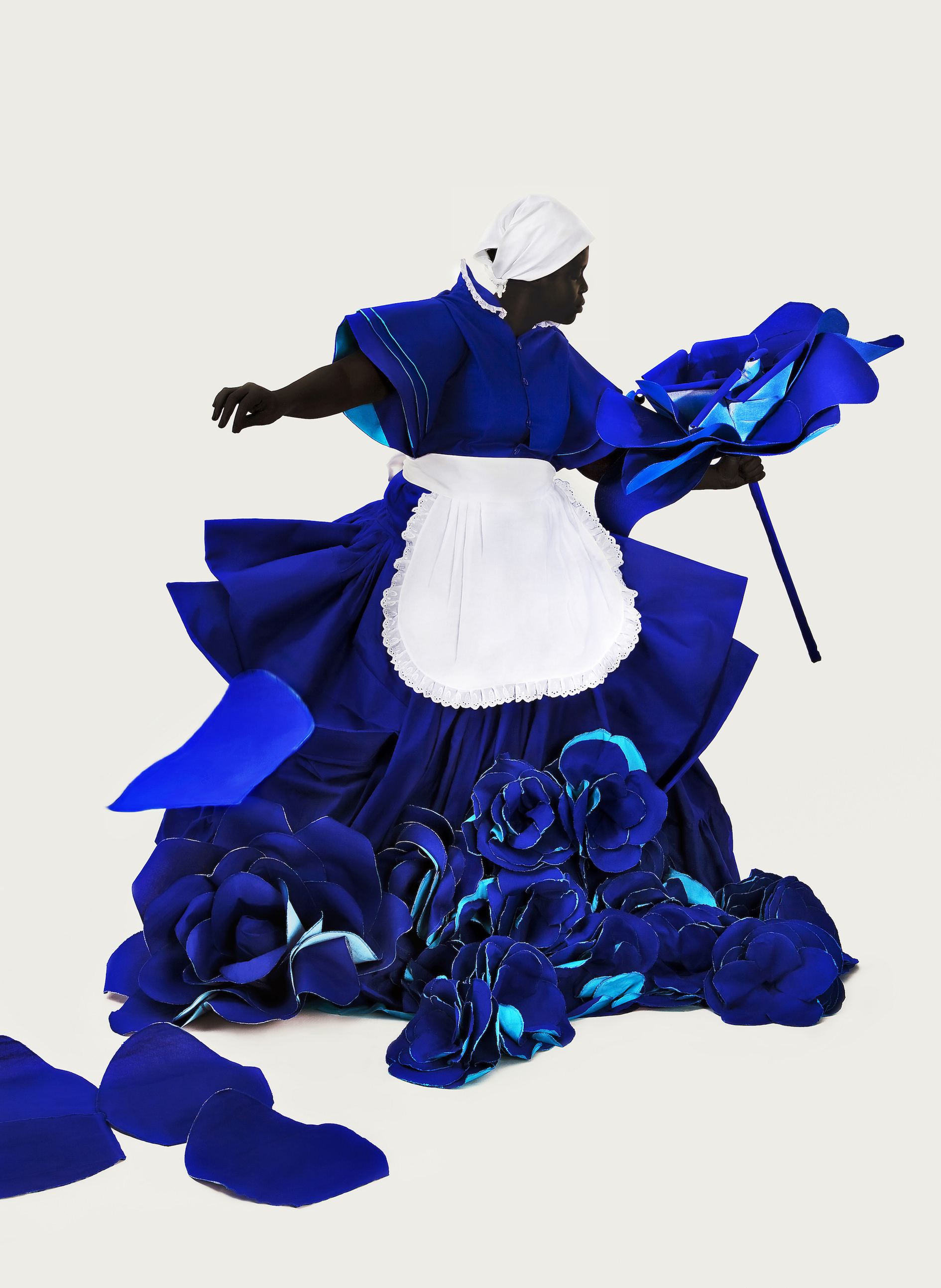 MARY SIBANDE, I have not, I have, 2010, Digital print, 110 x 80 cm, University of the Free State Art Collection