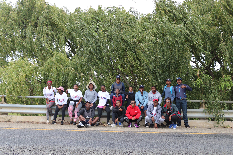 Final day of #UFSWalktoUhuru 3