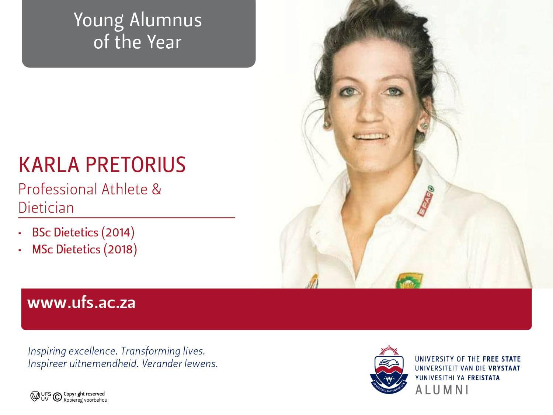 Karla Pretorius