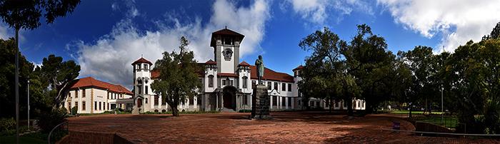 Main Building, Bloemfontein Campus