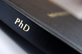 Government to enhance PhD production