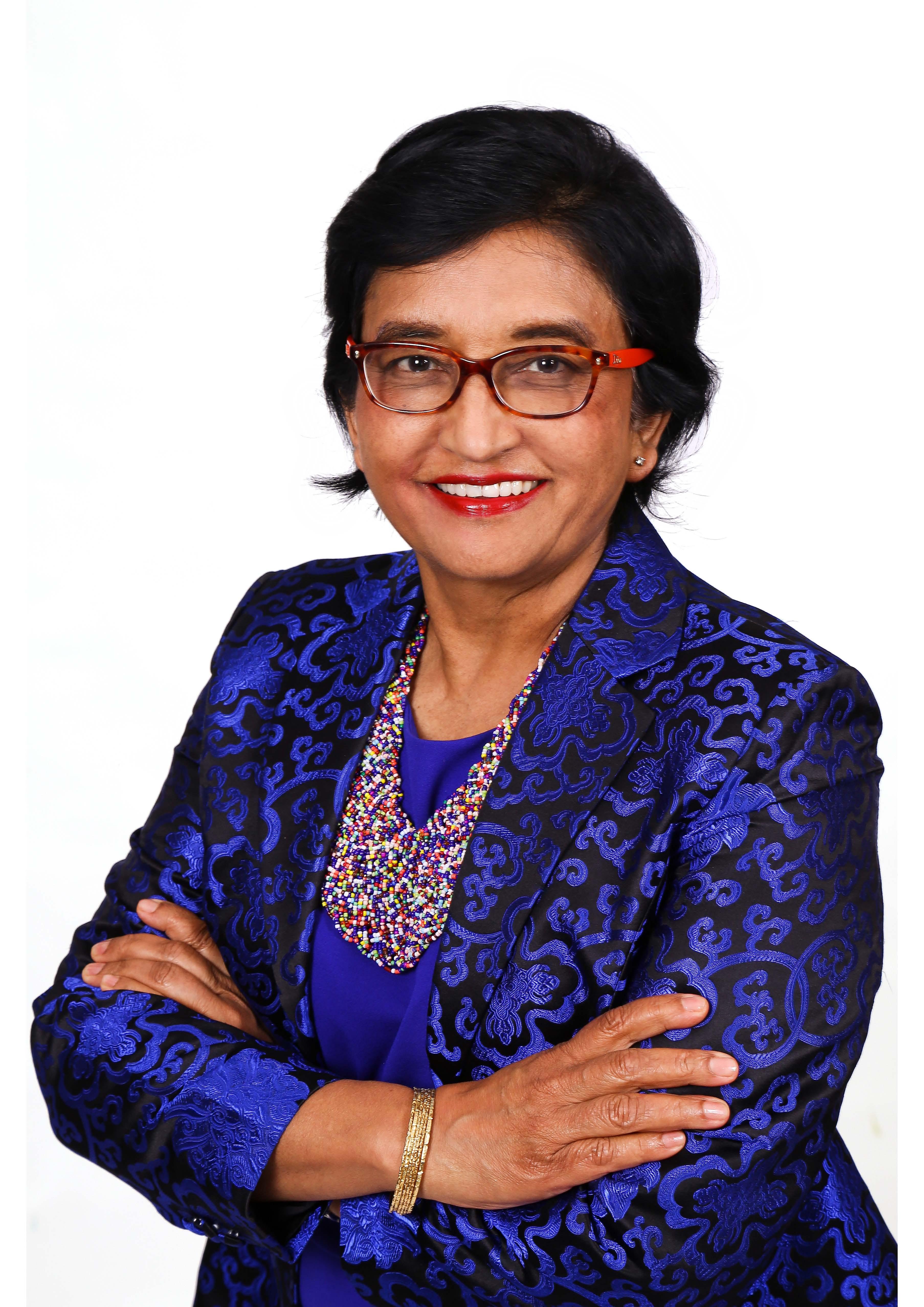 Judge Dhaya Pillay