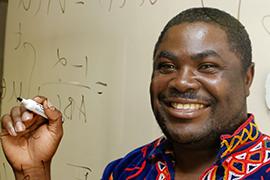 Prof Abdon Atangana