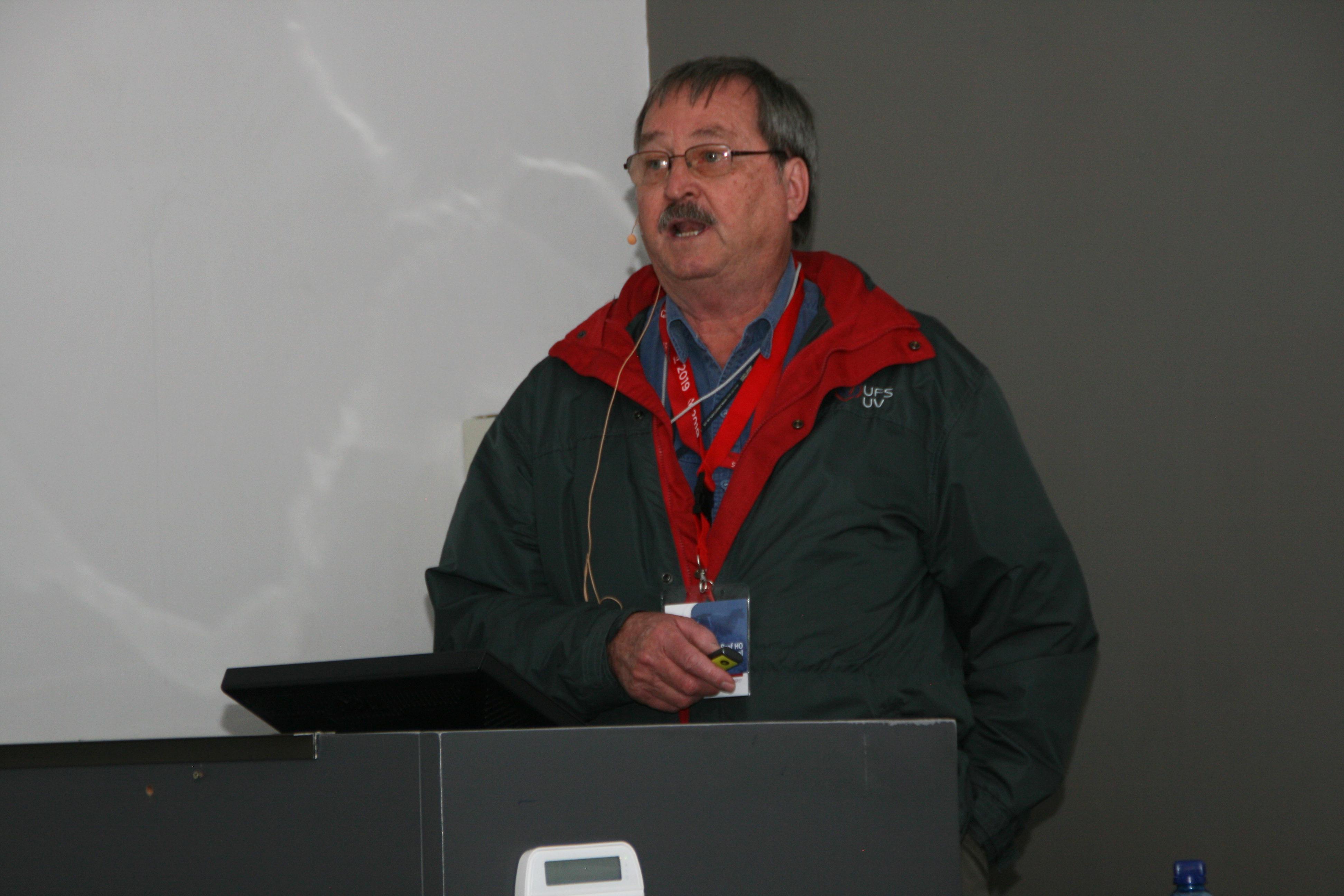 Prof HO de Waal