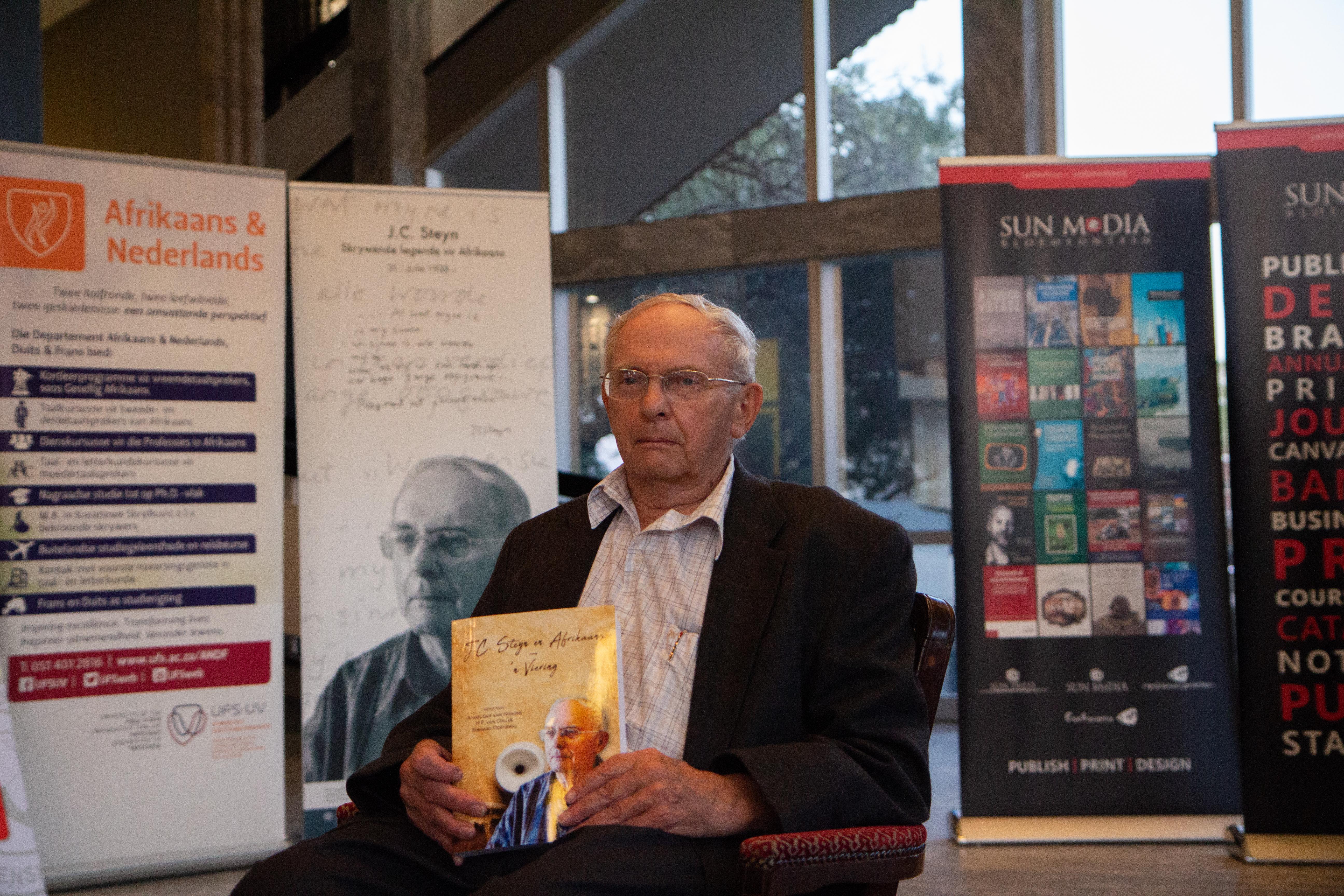 Prof Jaap Steyn