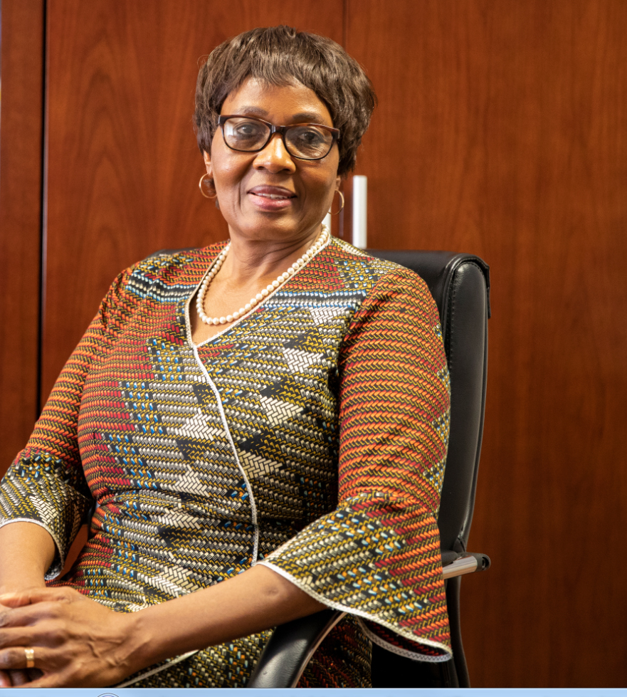 Prof Nthabiseng Ogude