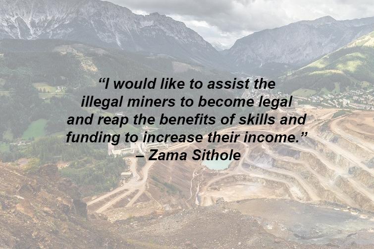 Zama Sithole