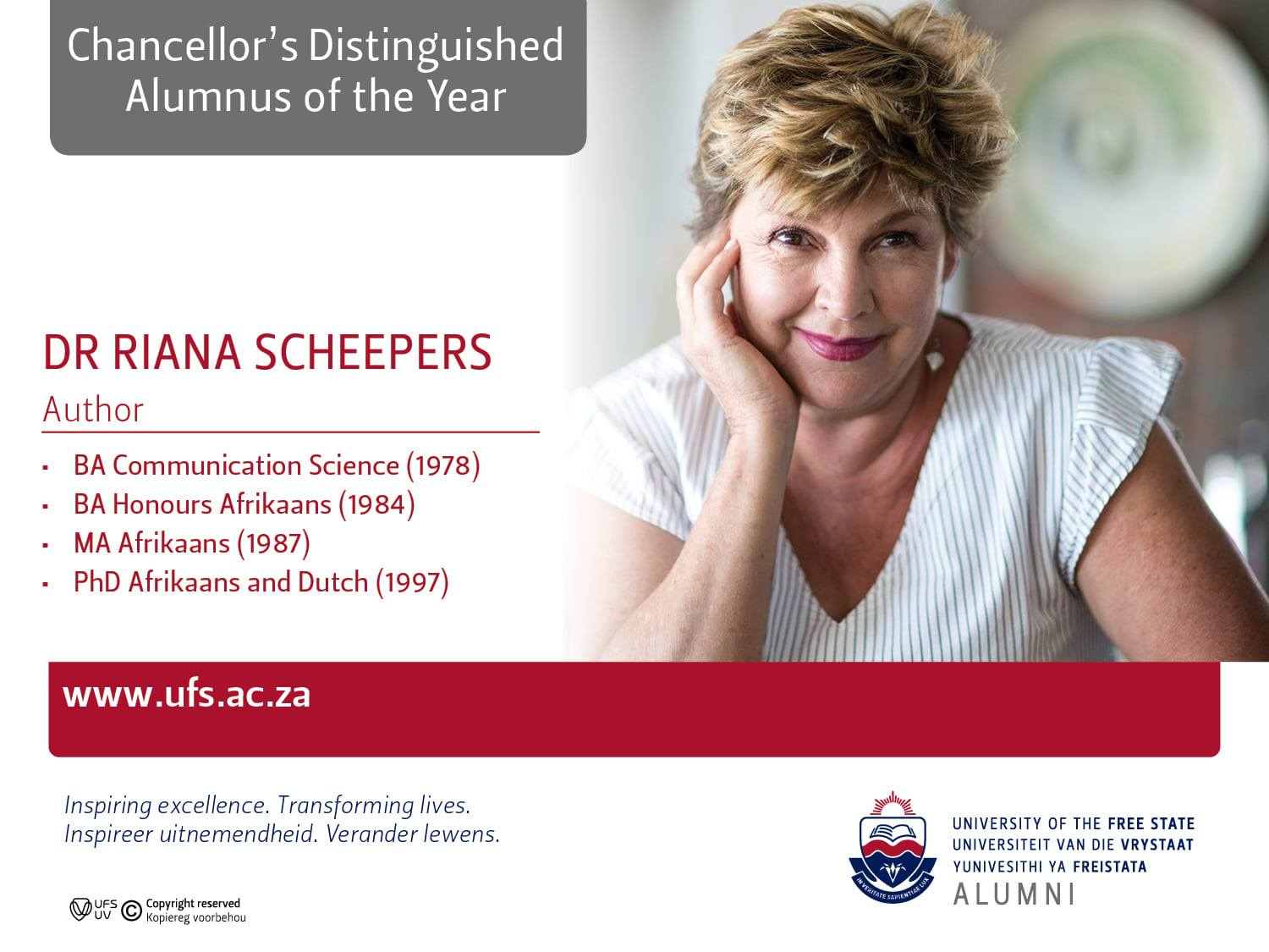 Dr Riana Scheepers