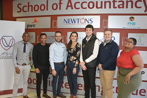 UFS Accountancy students