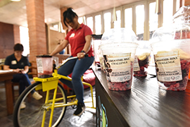 Smoothie Bike challenge