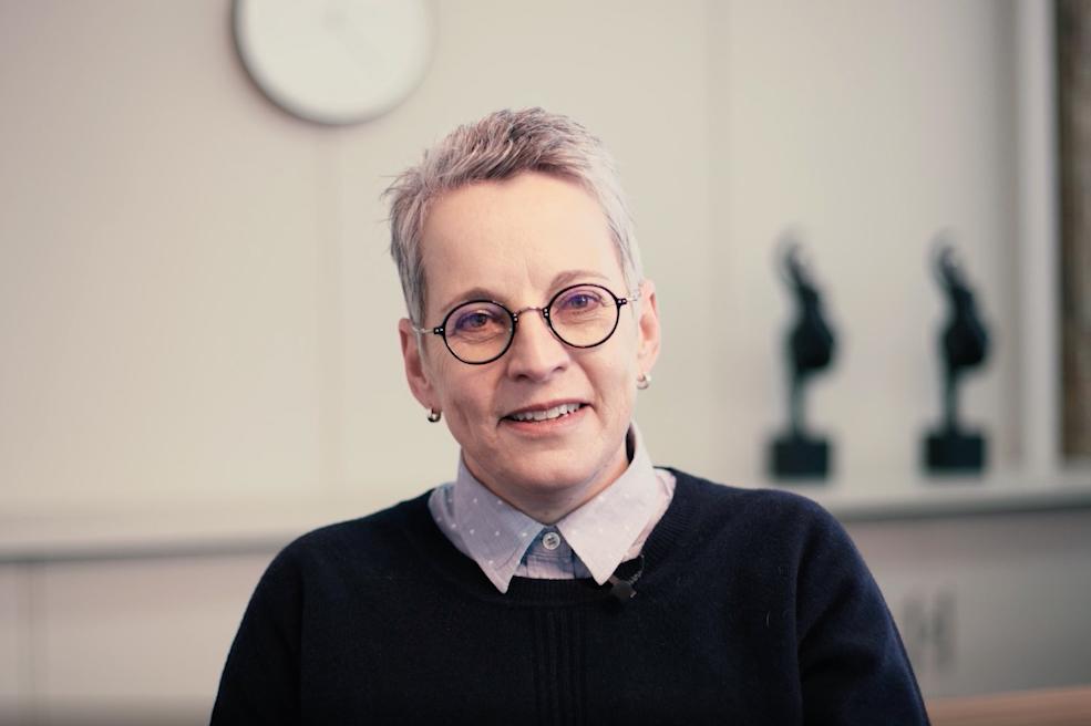 Susan van Jaarsveld. Senior Director HR
