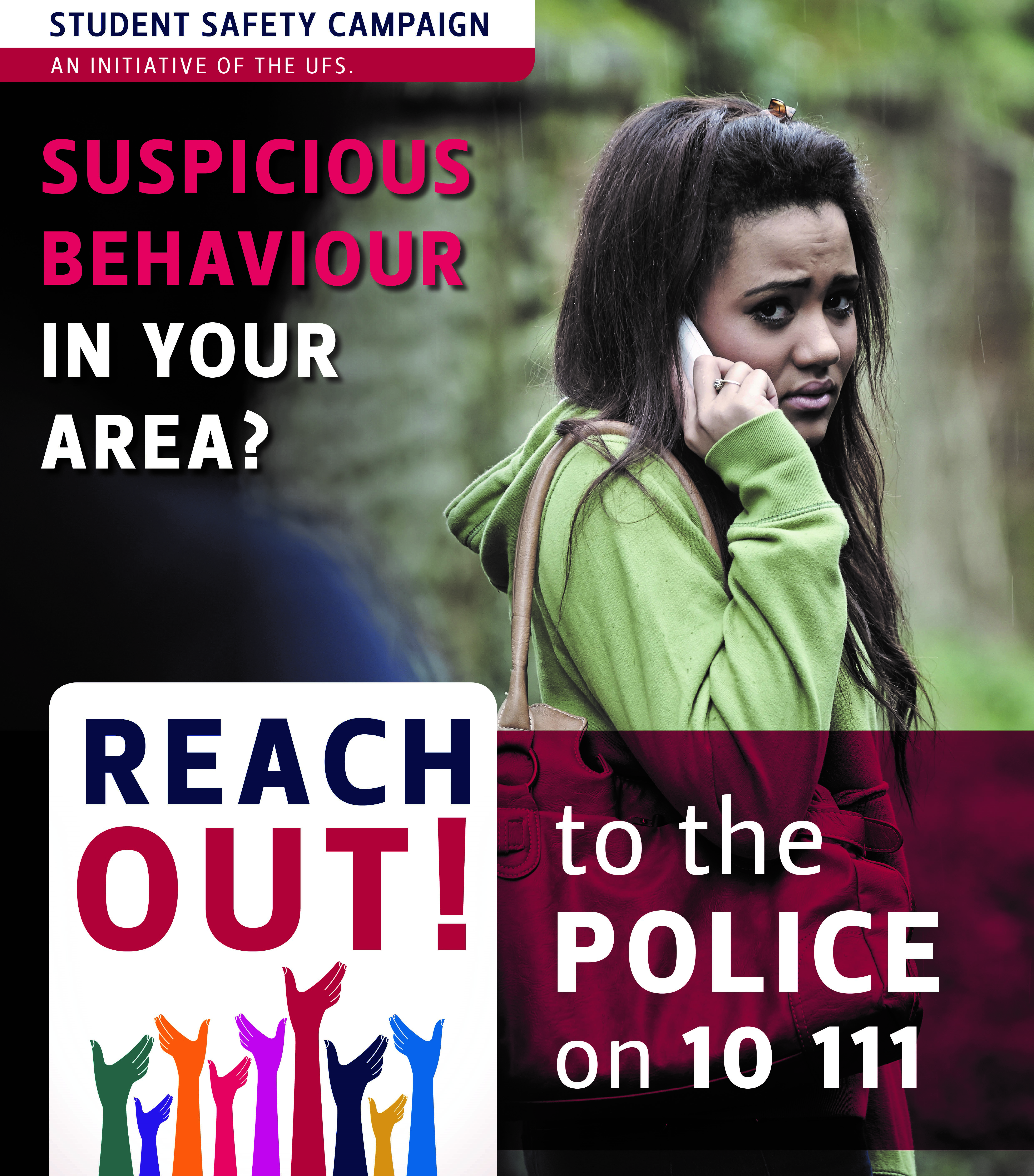 Reach Out to SAPS 10111 UFS