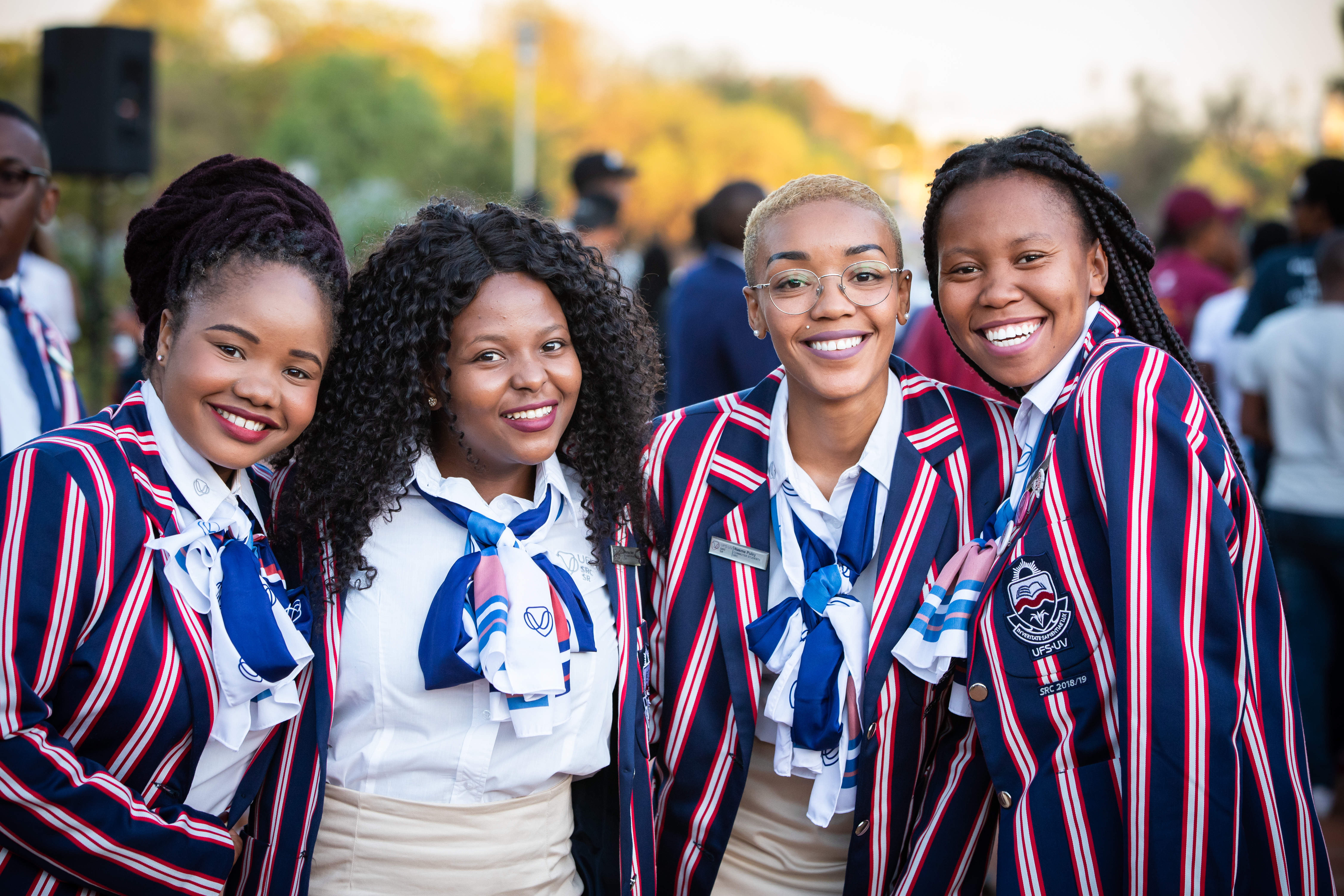 SRC members attended the First Year welcoming ceremony