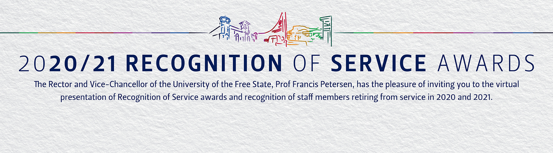 Recognition of Service Awards