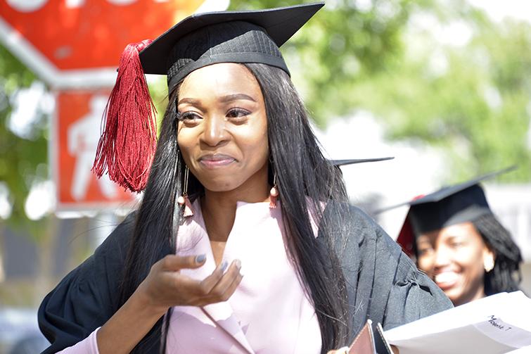 December 2018 Graduation