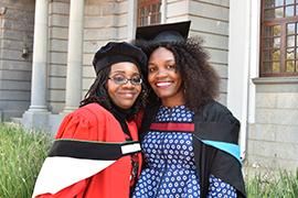 Dr Ufok Samson-Akpan and Dr Ekaete Benedict.
