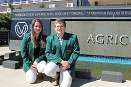 Old Mutual Agricultural Student of the Year Competition
