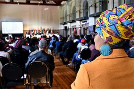UFS Africa celebration