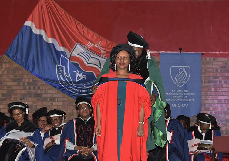 Dr Thandi Gumede