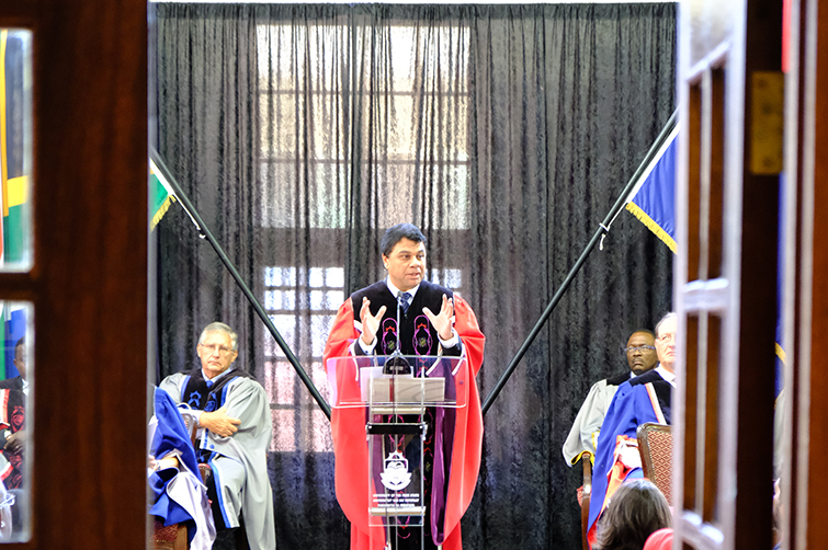 UFS official opening