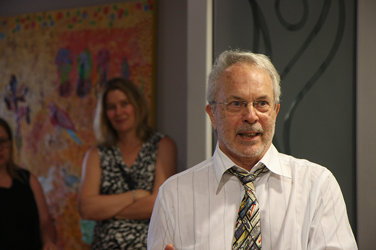 Prof Henning Melber