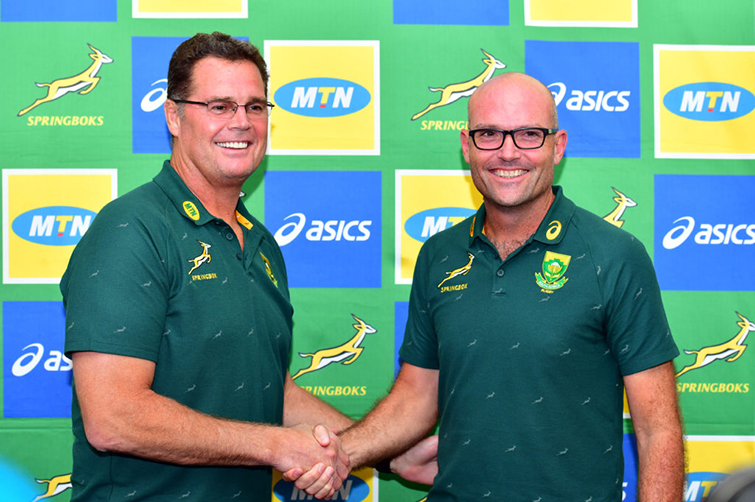 Three Kovsies in Springbok coaching team