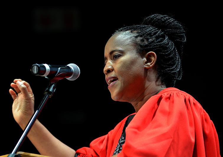 Dr Edith Phaswana