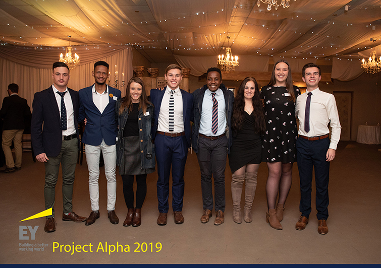 UFS Accounting Students win EY Project Alpha