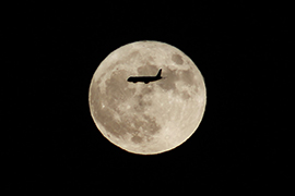 SAA fly me to the moon Latest News