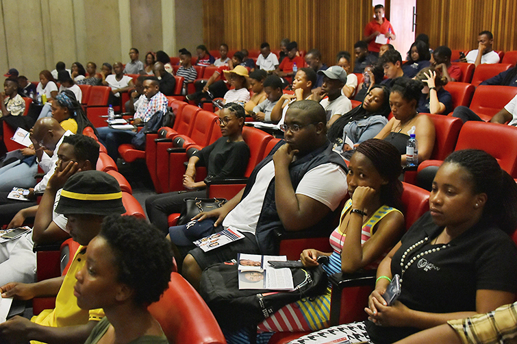Student Governance dialogue session