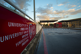 UFS walk ins media latest news