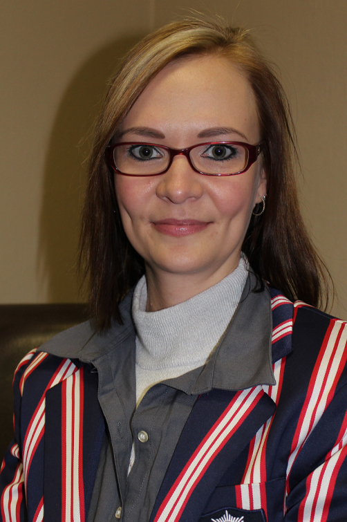 Zurika Murray says the study of Behavioural Genetics at the UFS focuses on human behaviour, specifically neurotransmitter systems, such as serotonin that may contribute to specific behavioural patterns.