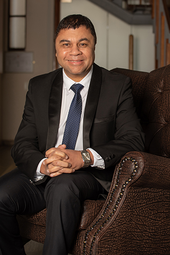 Prof Francis Petersen, From the Rector