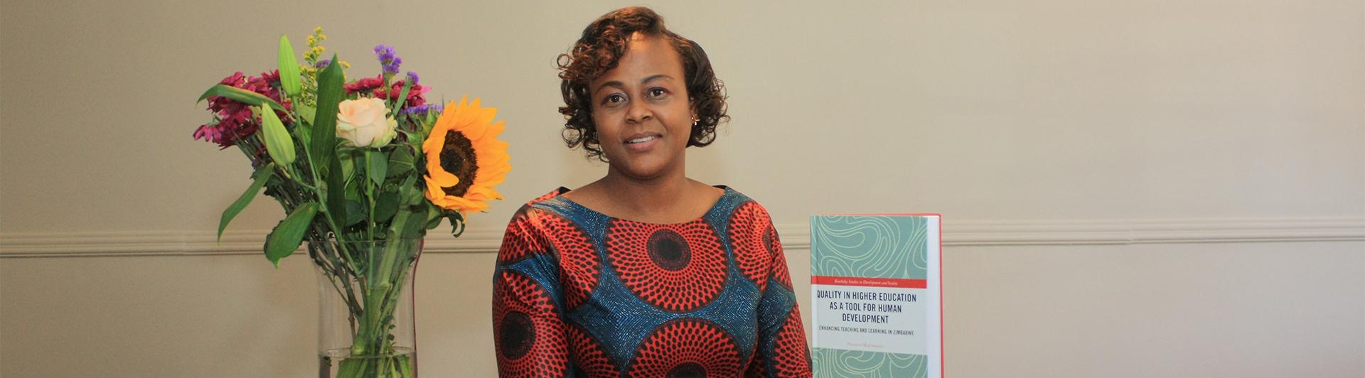 Dr Patience Mukwambo
