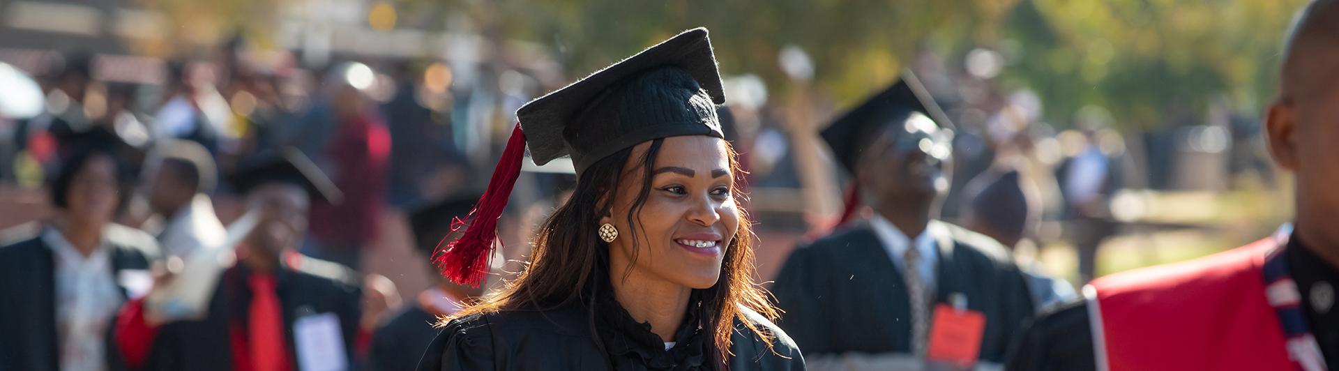 Graduation Spotlight
