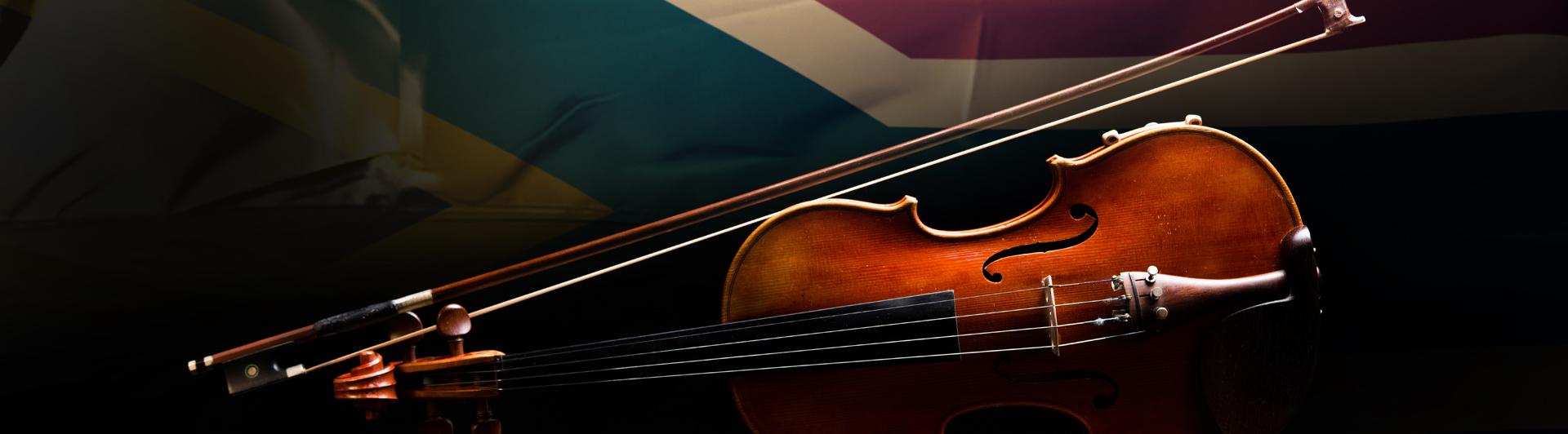 Odeion String Quartet - South African National Anthem