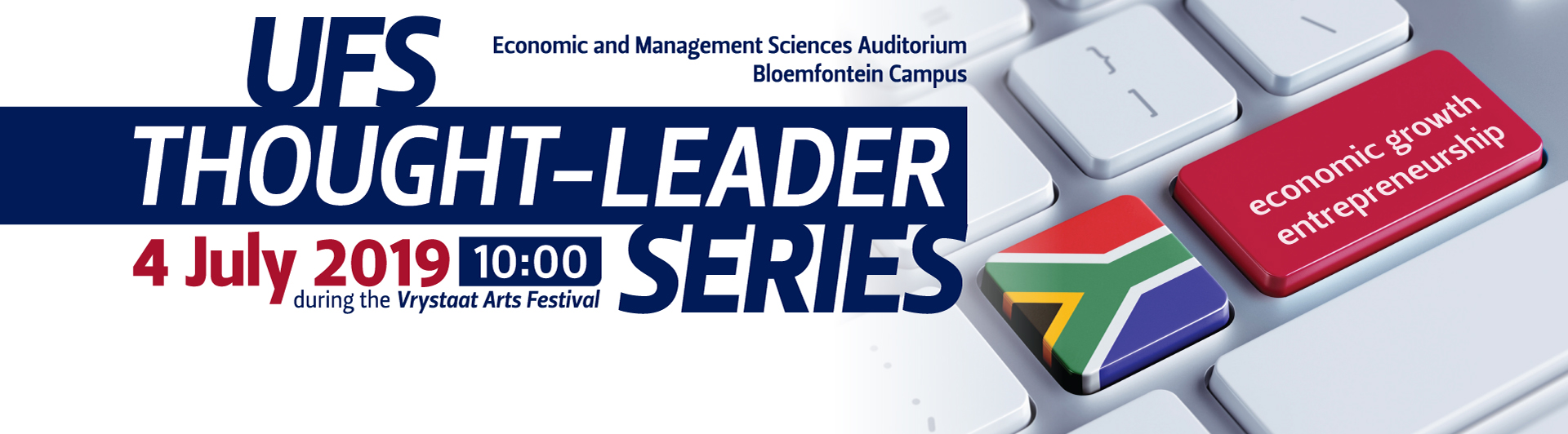 UFS Thought Leader Series 2019
