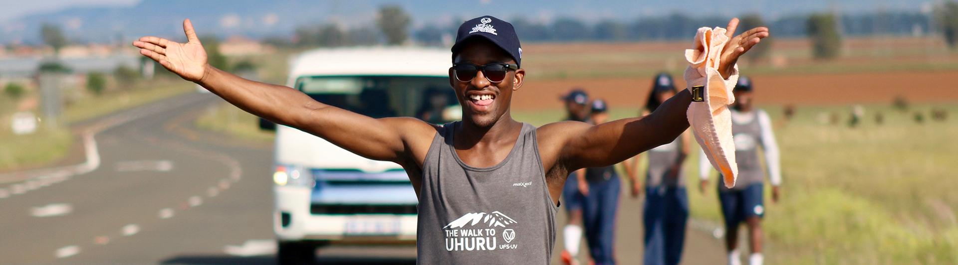 #UFSWalkToUhuru