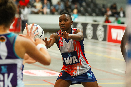 Sikholiwe Mdletshe rewarded with SA colours in Netball