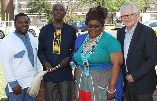 UFS hosts Land and Religion conference