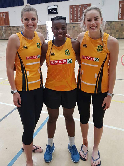 Kovsies rule Protea netball squad