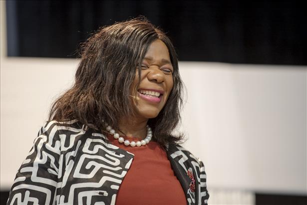 Prof Thuli Madonsela persuades women to pursue their purpose