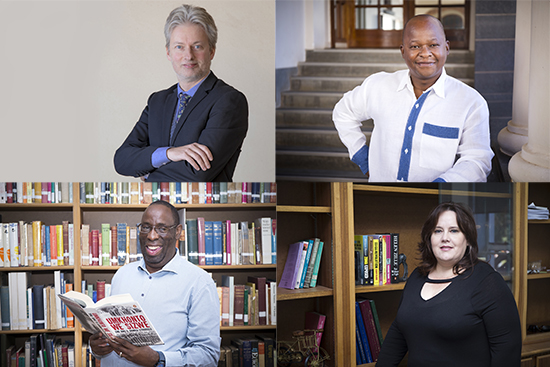 Prominent voices on prevalent discourse from the UFS